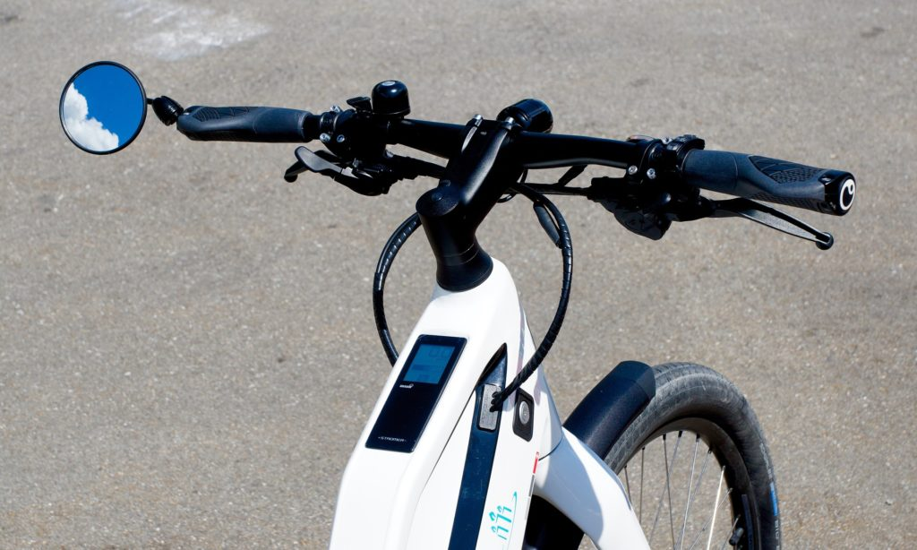 Electric Bike MoonRide commuting